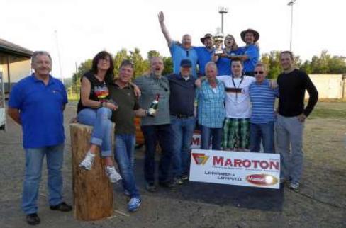 Eisstock Stadtmeisterschaft 2014
