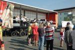 Bericht über die Tour: Menschen für Kinder 2011