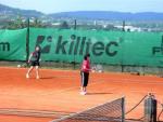 Tennisdamenmannschaft siegte im ersten Spiel in der Gruppenliga Hessen
