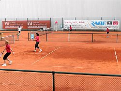 Tennis Damen Gruppenliga 2015