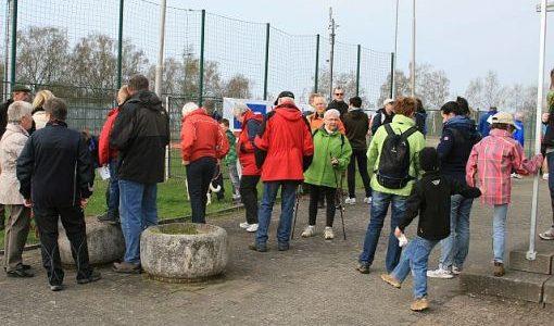 7. Nordic Walking Wandertag 2013