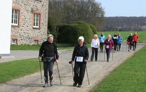 7. Nordic Walking Wandertag 2013
