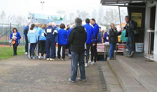 2. Nordic Walking Wandertag 2008