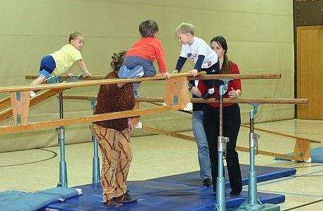 Kinderturnen 2009