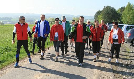 3. Nordic Walking Wandertag 2009