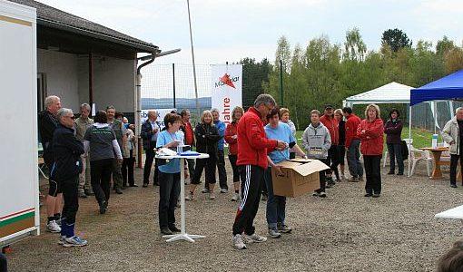 5. Nordic Walking Wandertag 2011
