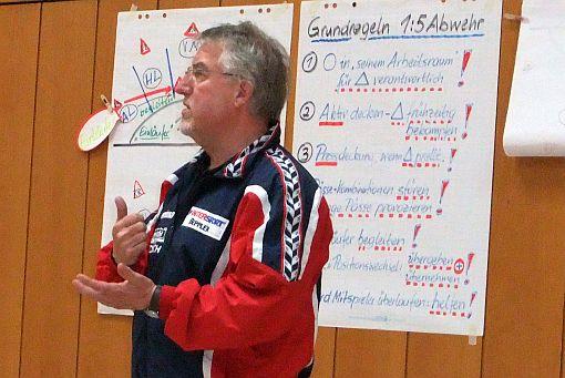 Weiterbildung Handball-Jugendtrainer