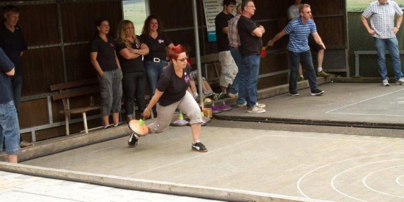 Eisstock Stadtmeisterschaft 2013