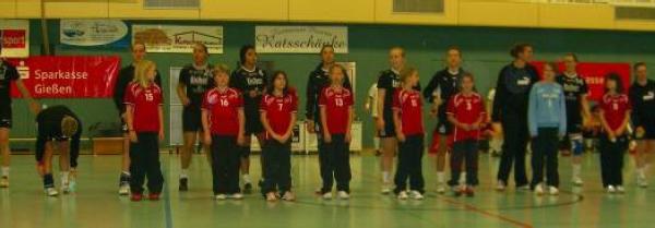 WJE besucht Bundesligaspiel des TV Mainzlar gegen Beyeröhde