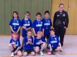 Abschluss Turnier der Mini Maxis in Buseck Beuern