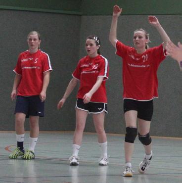 WJB – TV Mainzlar gewann gegen HSG Kleenheim 20:18