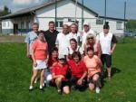 Tennissaison 2012 beim TV 1905 Mainzlar eröffnet