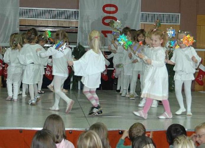 Weihnachtsfeier 2008