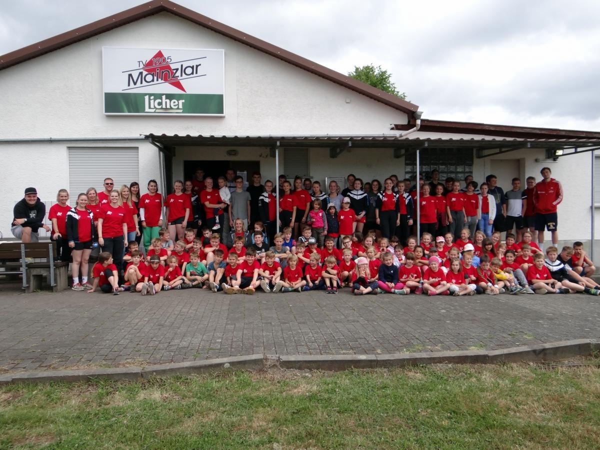 Jugendcamp 2017 - Sportplatz pur