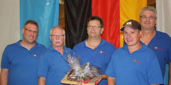 12. Platz bei der Deutschen Meisterschaft