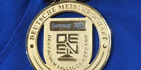 Erneuter Erfolg auf der Deutschen Junioren Meisterschaft