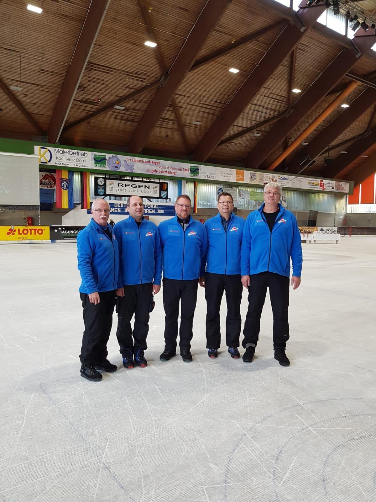 TV Mainzlar mit gutem Ergebnis beim Deutschen Pokal auf Eis