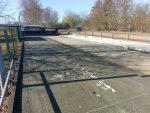 Sanierung der Eisstockbahnen