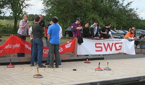 Eisstock Stadtmeisterschaft 2010