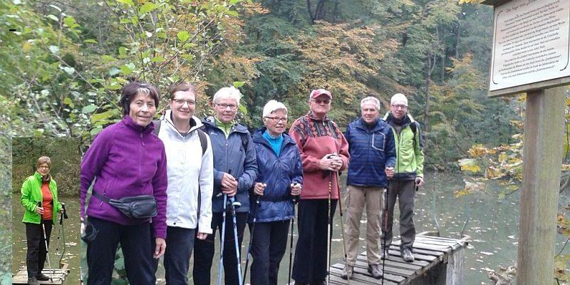 Walkingtour ins Schwächterbachtal bei Homberg/Ohm