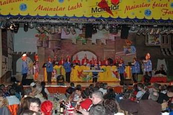 Prunksitzung 2009