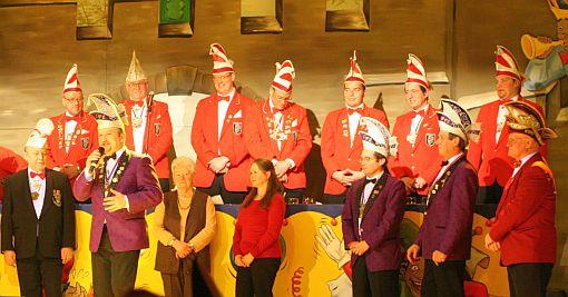 Prunksitzung 2010