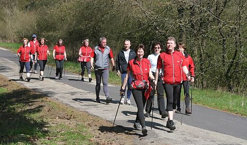 4. Nordic Walking Wandertag 2010