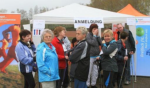 2. Nordic Walking Wandertag 2008
