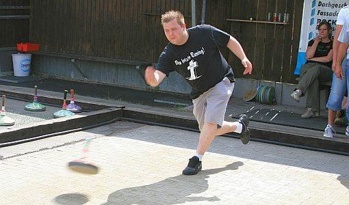 Eisstock Stadtmeisterschaft 2008