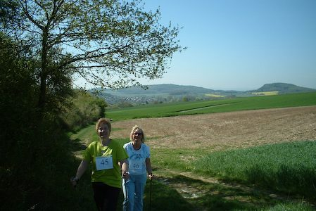 1. Nordic Walking Wandertag 2007