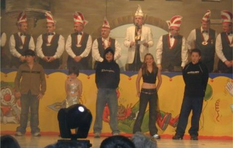 Prunksitzung 2003