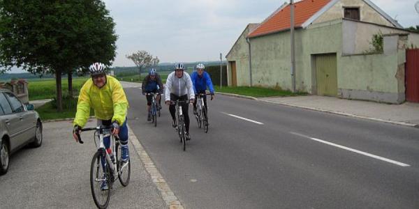Bericht zur Radtour nach Tarjan vom 13.05. bis 21.05.2010