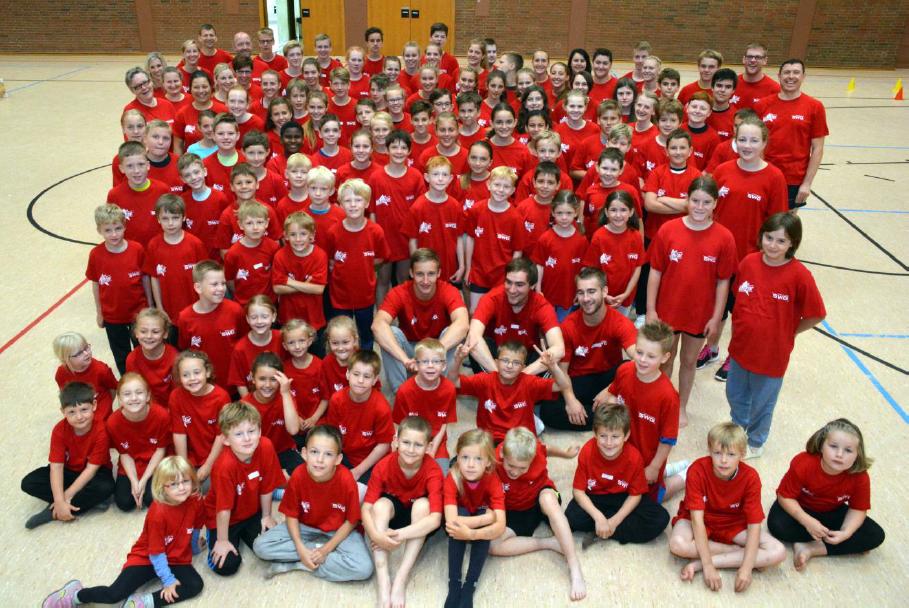110 Jahre Sport beim TV Mainzlar - Jugendcamp