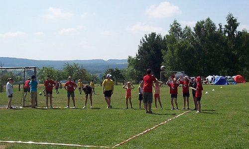 Jugendcamp 2006