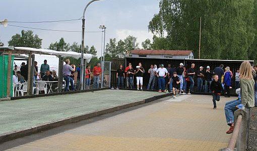 Eisstock Stadtmeisterschaft 2007