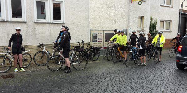 Mit dem Rad durch das südliche Mittelhessen