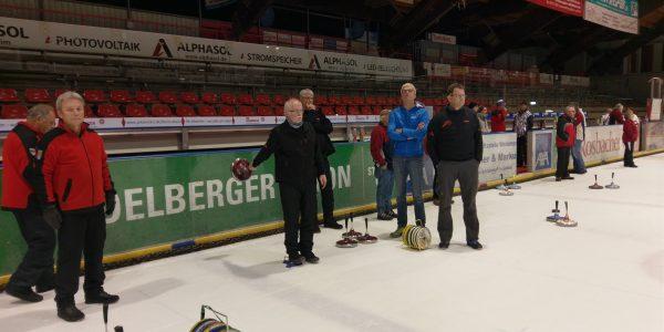 Eisstock Senioren bleiben in der Oberliga