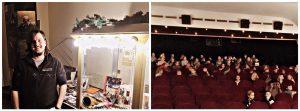 Kinocenter rettet Jugendweihnachtsfeier