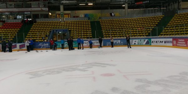 46. Eisstock Turnier der Eintracht Frankfurt